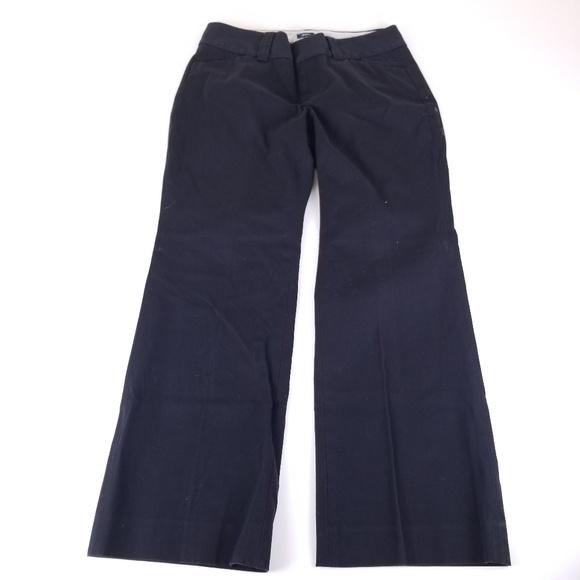 GAP Pants - Gap Black Curvy Flared Legged Ankle Slacks
